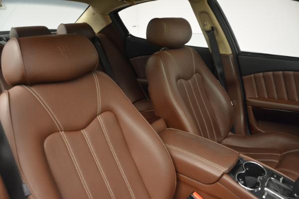 Used 2013 Maserati Quattroporte S for sale Sold at Pagani of Greenwich in Greenwich CT 06830 20