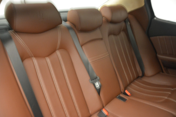 Used 2013 Maserati Quattroporte S for sale Sold at Pagani of Greenwich in Greenwich CT 06830 23