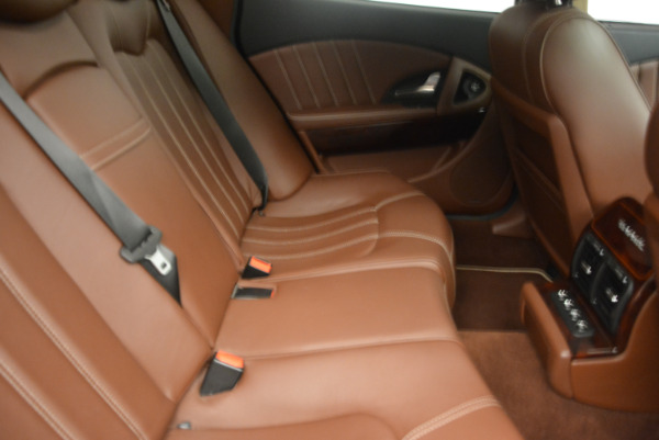 Used 2013 Maserati Quattroporte S for sale Sold at Pagani of Greenwich in Greenwich CT 06830 24