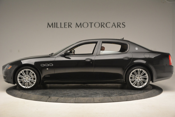 Used 2013 Maserati Quattroporte S for sale Sold at Pagani of Greenwich in Greenwich CT 06830 3