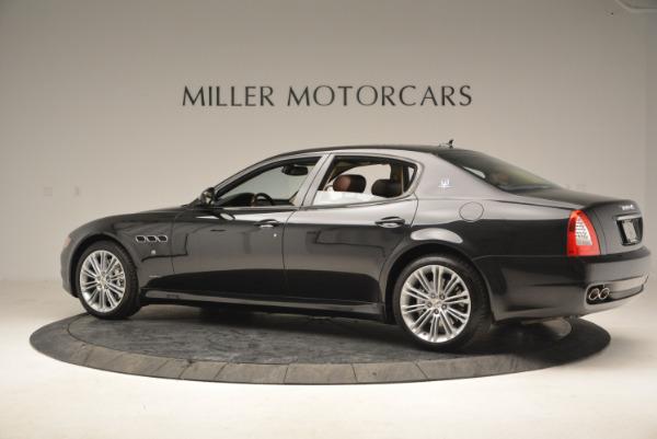 Used 2013 Maserati Quattroporte S for sale Sold at Pagani of Greenwich in Greenwich CT 06830 4