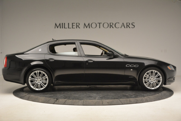 Used 2013 Maserati Quattroporte S for sale Sold at Pagani of Greenwich in Greenwich CT 06830 9
