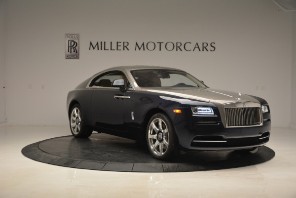 Used 2015 Rolls-Royce Wraith for sale $178,900 at Pagani of Greenwich in Greenwich CT 06830 11