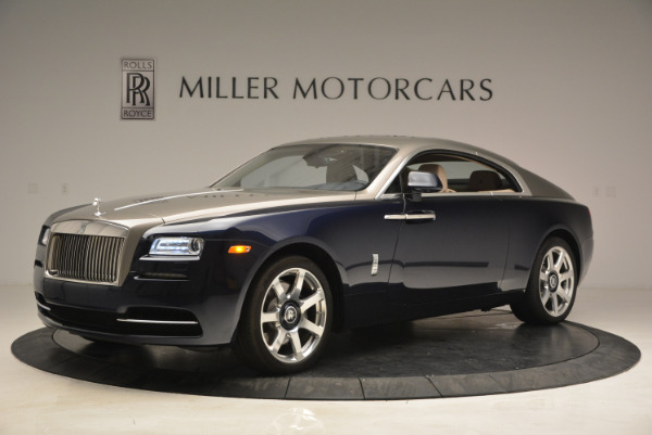 Used 2015 Rolls-Royce Wraith for sale $178,900 at Pagani of Greenwich in Greenwich CT 06830 2
