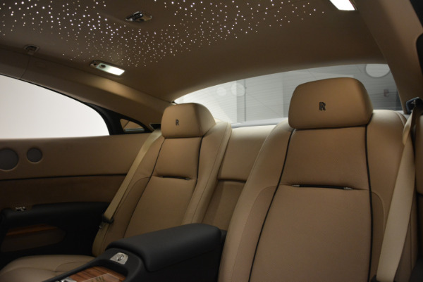 Used 2015 Rolls-Royce Wraith for sale $178,900 at Pagani of Greenwich in Greenwich CT 06830 22