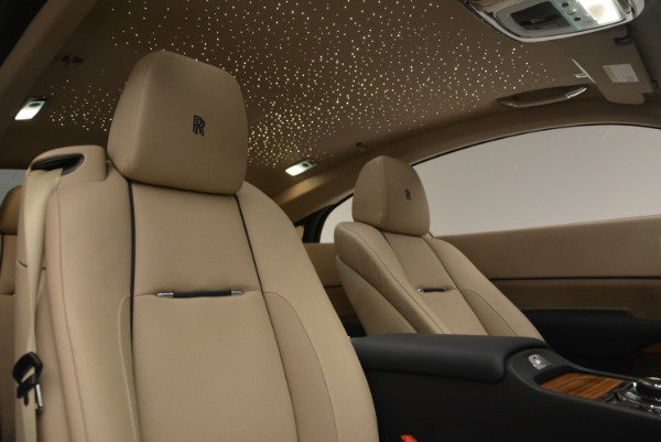 Used 2015 Rolls-Royce Wraith for sale $178,900 at Pagani of Greenwich in Greenwich CT 06830 26
