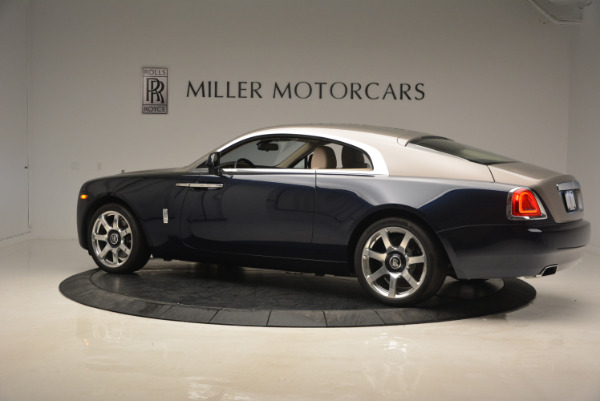 Used 2015 Rolls-Royce Wraith for sale $178,900 at Pagani of Greenwich in Greenwich CT 06830 4