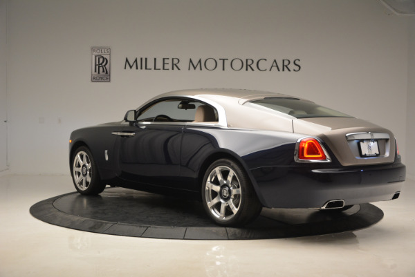 Used 2015 Rolls-Royce Wraith for sale $178,900 at Pagani of Greenwich in Greenwich CT 06830 5