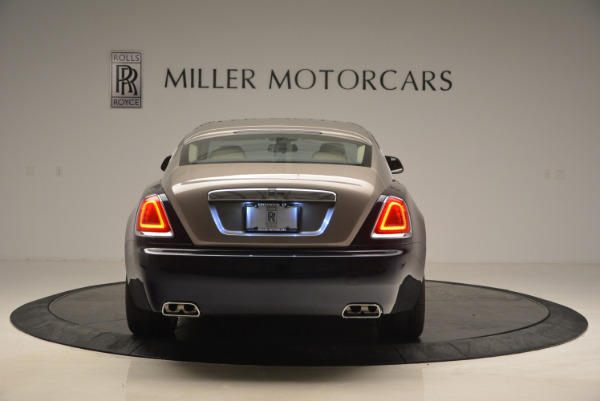 Used 2015 Rolls-Royce Wraith for sale $178,900 at Pagani of Greenwich in Greenwich CT 06830 6