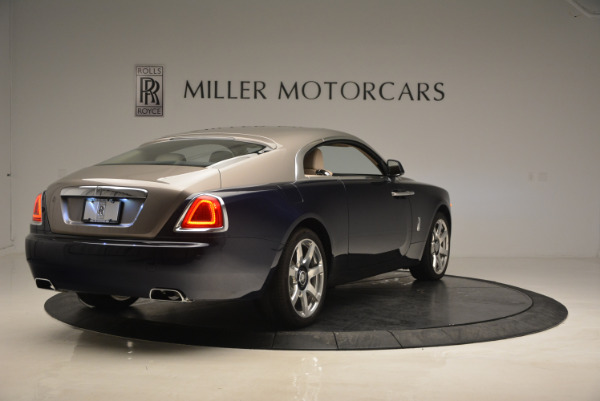 Used 2015 Rolls-Royce Wraith for sale $178,900 at Pagani of Greenwich in Greenwich CT 06830 7