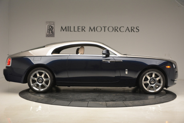 Used 2015 Rolls-Royce Wraith for sale $178,900 at Pagani of Greenwich in Greenwich CT 06830 9