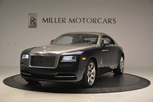 Used 2015 Rolls-Royce Wraith for sale $178,900 at Pagani of Greenwich in Greenwich CT 06830 1