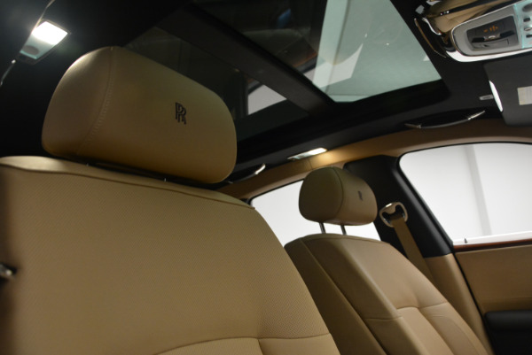 Used 2013 Rolls-Royce Ghost for sale Sold at Pagani of Greenwich in Greenwich CT 06830 28