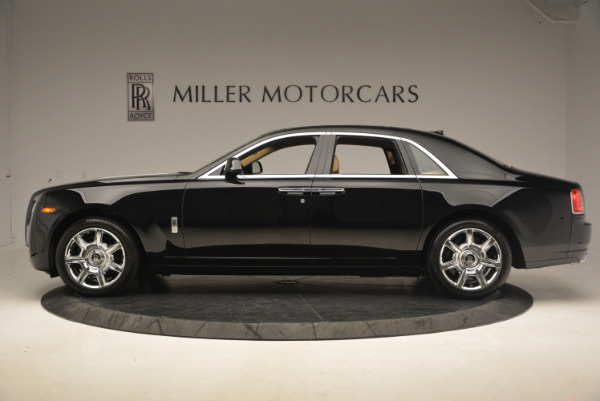 Used 2013 Rolls-Royce Ghost for sale Sold at Pagani of Greenwich in Greenwich CT 06830 3