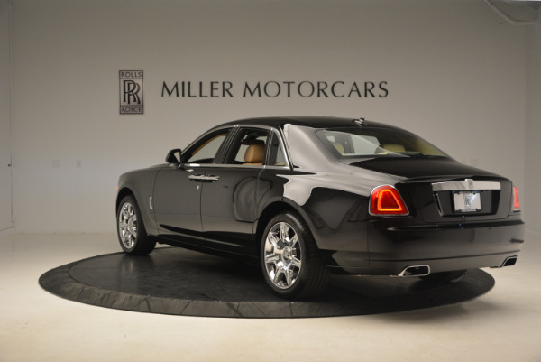 Used 2013 Rolls-Royce Ghost for sale Sold at Pagani of Greenwich in Greenwich CT 06830 5