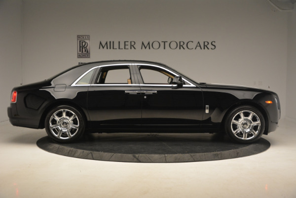 Used 2013 Rolls-Royce Ghost for sale Sold at Pagani of Greenwich in Greenwich CT 06830 9
