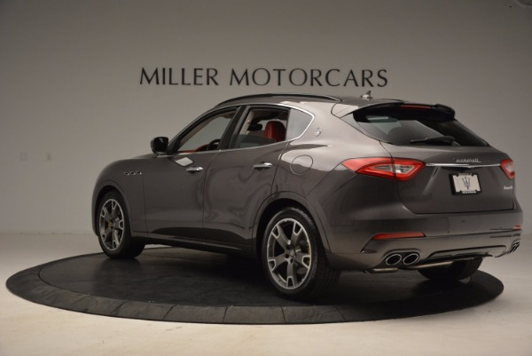 New 2017 Maserati Levante for sale Sold at Pagani of Greenwich in Greenwich CT 06830 5