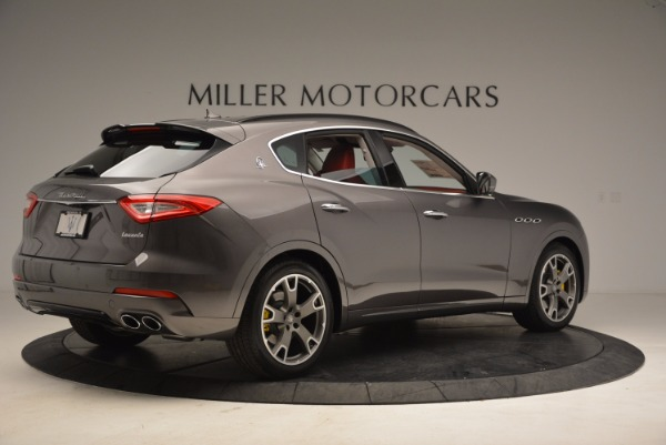 New 2017 Maserati Levante for sale Sold at Pagani of Greenwich in Greenwich CT 06830 8