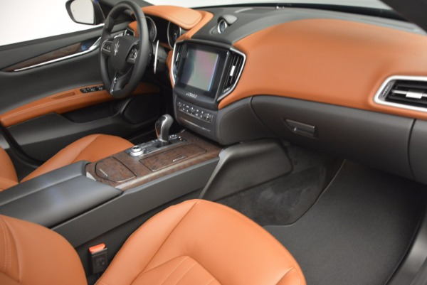 New 2017 Maserati Ghibli S Q4 EX-Loaner for sale Sold at Pagani of Greenwich in Greenwich CT 06830 13