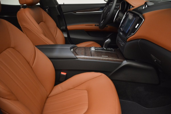 New 2017 Maserati Ghibli S Q4 EX-Loaner for sale Sold at Pagani of Greenwich in Greenwich CT 06830 14
