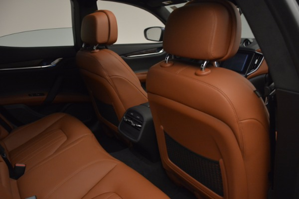 New 2017 Maserati Ghibli S Q4 EX-Loaner for sale Sold at Pagani of Greenwich in Greenwich CT 06830 18