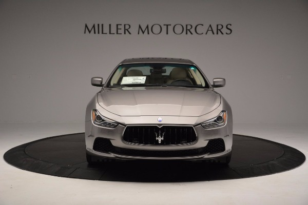 New 2017 Maserati Ghibli S Q4 EX-Loaner for sale Sold at Pagani of Greenwich in Greenwich CT 06830 19
