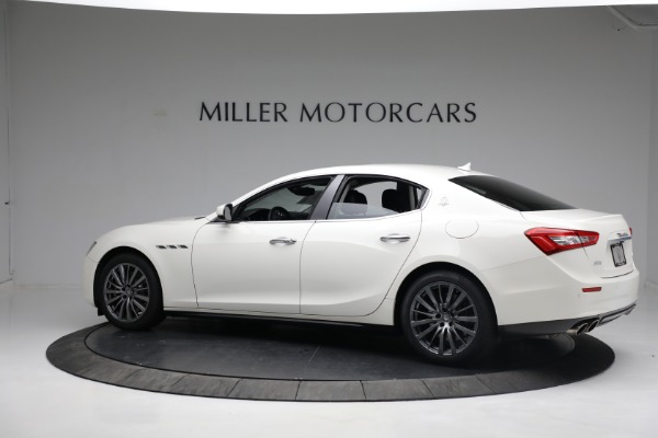 New 2017 Maserati Ghibli S Q4 EX-Loaner for sale Sold at Pagani of Greenwich in Greenwich CT 06830 4