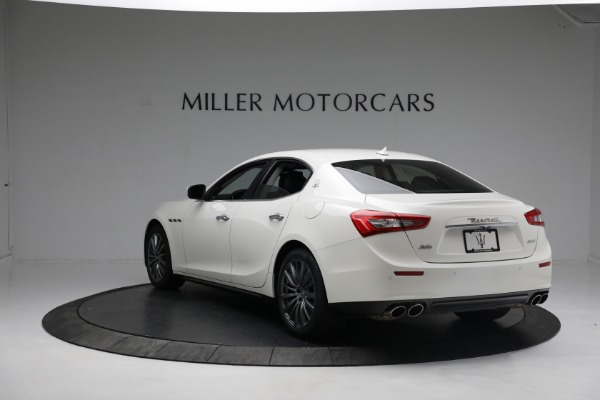 New 2017 Maserati Ghibli S Q4 EX-Loaner for sale Sold at Pagani of Greenwich in Greenwich CT 06830 5