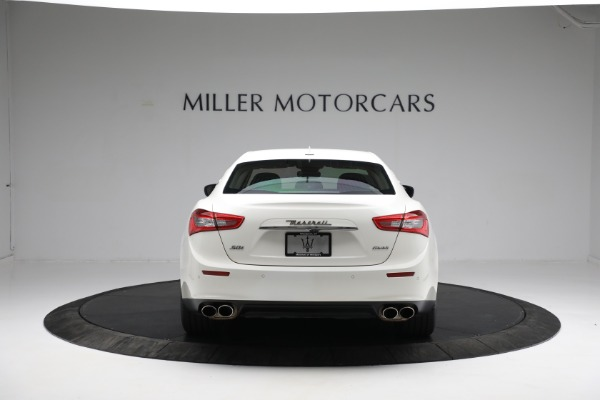 New 2017 Maserati Ghibli S Q4 EX-Loaner for sale Sold at Pagani of Greenwich in Greenwich CT 06830 6