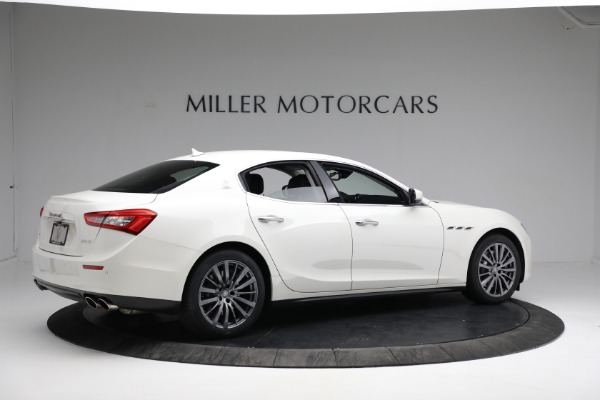 New 2017 Maserati Ghibli S Q4 EX-Loaner for sale Sold at Pagani of Greenwich in Greenwich CT 06830 8