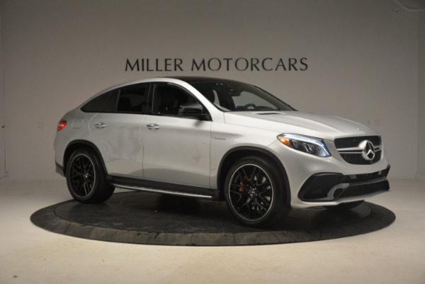 Used 2016 Mercedes Benz AMG GLE63 S for sale Sold at Pagani of Greenwich in Greenwich CT 06830 10