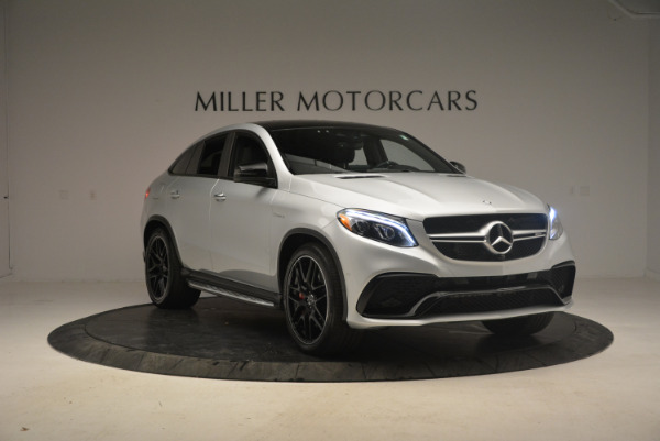 Used 2016 Mercedes Benz AMG GLE63 S for sale Sold at Pagani of Greenwich in Greenwich CT 06830 11