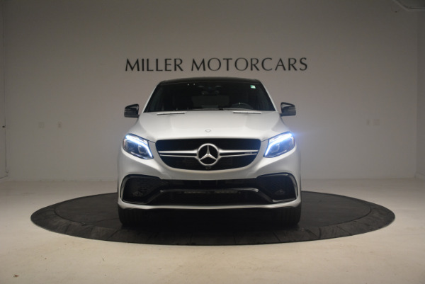 Used 2016 Mercedes Benz AMG GLE63 S for sale Sold at Pagani of Greenwich in Greenwich CT 06830 12