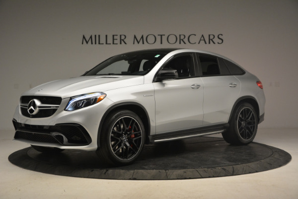 Used 2016 Mercedes Benz AMG GLE63 S for sale Sold at Pagani of Greenwich in Greenwich CT 06830 2