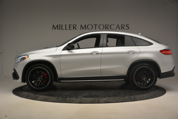 Used 2016 Mercedes Benz AMG GLE63 S for sale Sold at Pagani of Greenwich in Greenwich CT 06830 3