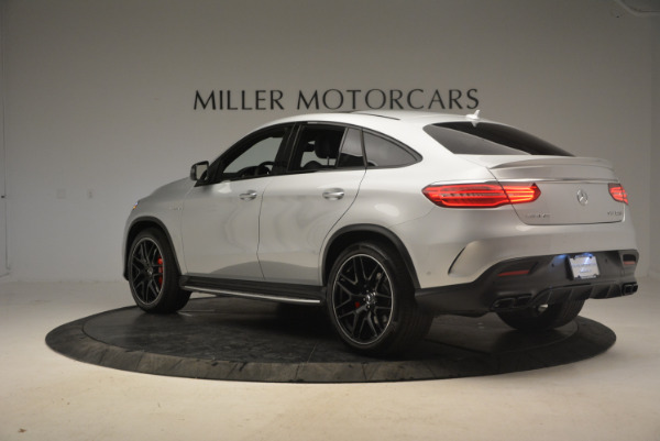 Used 2016 Mercedes Benz AMG GLE63 S for sale Sold at Pagani of Greenwich in Greenwich CT 06830 4
