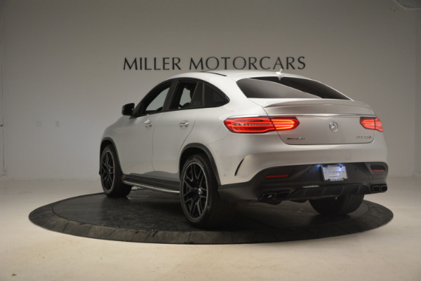 Used 2016 Mercedes Benz AMG GLE63 S for sale Sold at Pagani of Greenwich in Greenwich CT 06830 5