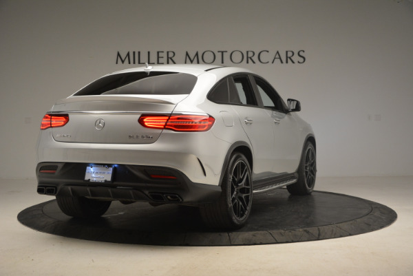 Used 2016 Mercedes Benz AMG GLE63 S for sale Sold at Pagani of Greenwich in Greenwich CT 06830 7