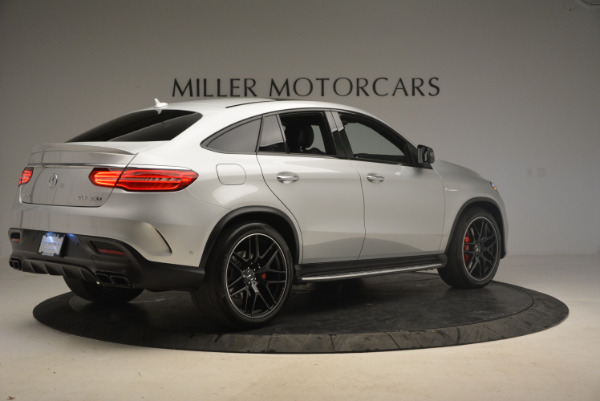 Used 2016 Mercedes Benz AMG GLE63 S for sale Sold at Pagani of Greenwich in Greenwich CT 06830 8