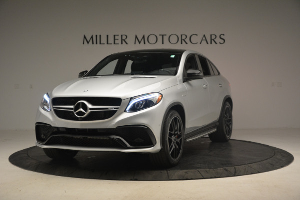 Used 2016 Mercedes Benz AMG GLE63 S for sale Sold at Pagani of Greenwich in Greenwich CT 06830 1