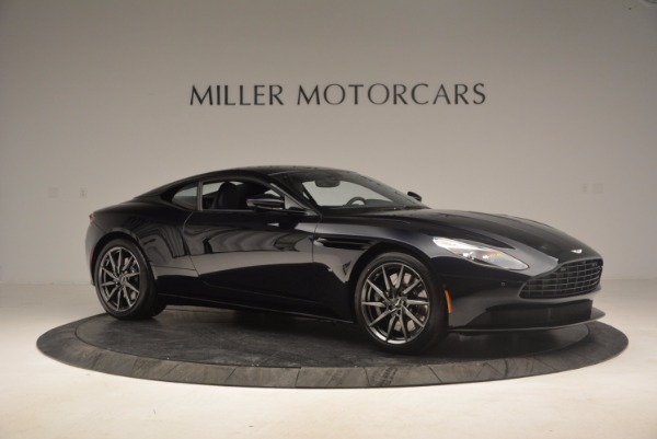 Used 2017 Aston Martin DB11 V12 Coupe for sale Sold at Pagani of Greenwich in Greenwich CT 06830 10