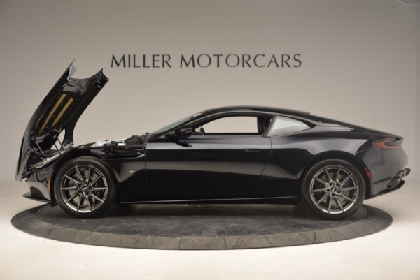 Used 2017 Aston Martin DB11 V12 Coupe for sale Sold at Pagani of Greenwich in Greenwich CT 06830 19