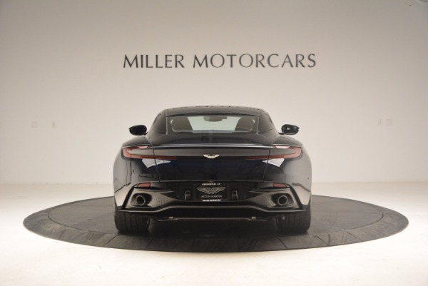 Used 2017 Aston Martin DB11 V12 Coupe for sale Sold at Pagani of Greenwich in Greenwich CT 06830 6