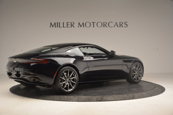 Used 2017 Aston Martin DB11 V12 Coupe for sale Sold at Pagani of Greenwich in Greenwich CT 06830 8
