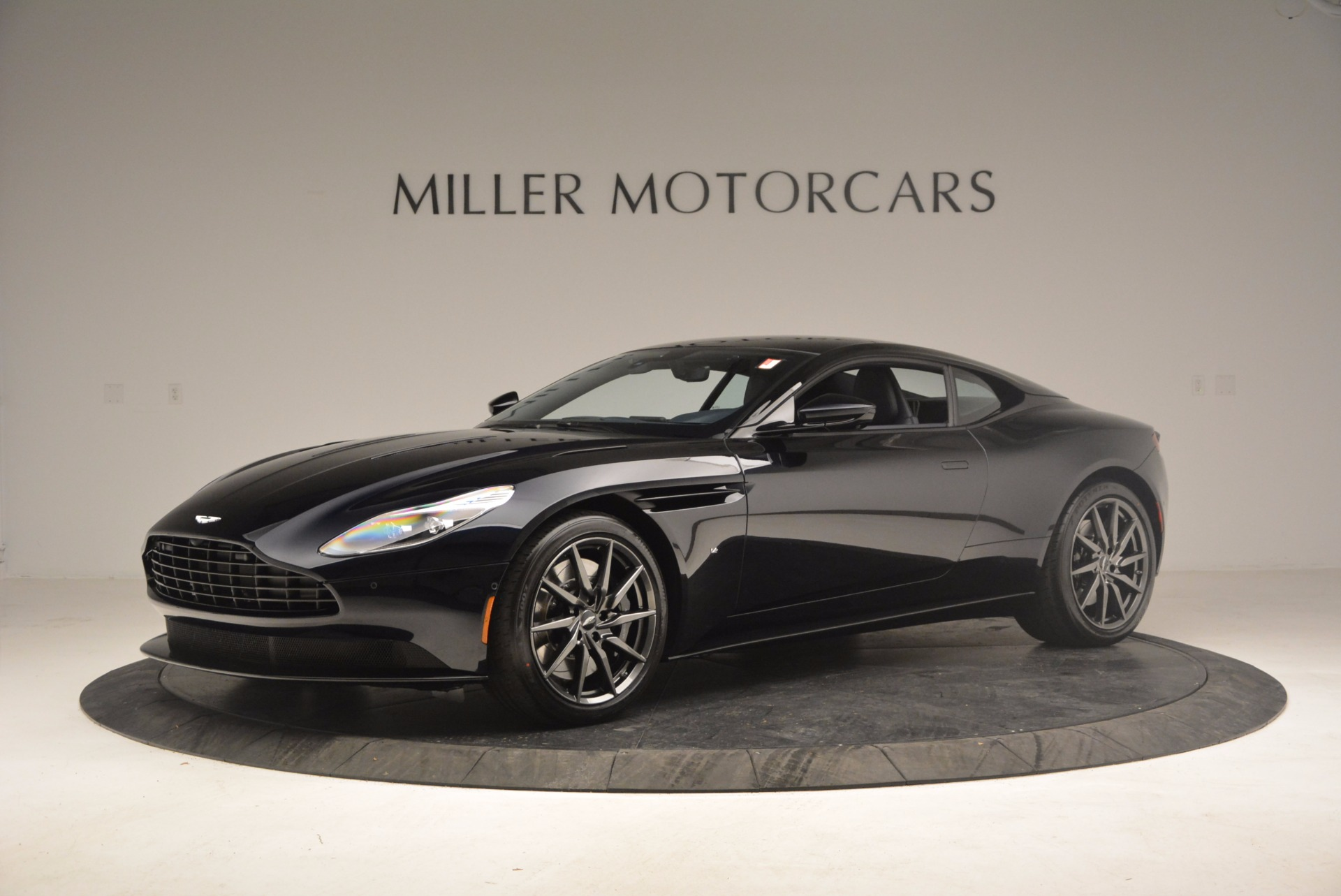 Used 2017 Aston Martin DB11 V12 Coupe for sale Sold at Pagani of Greenwich in Greenwich CT 06830 1