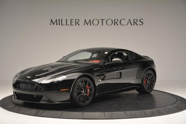 New 2015 Aston Martin V12 Vantage S for sale Sold at Pagani of Greenwich in Greenwich CT 06830 2