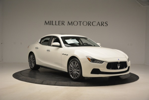 New 2017 Maserati Ghibli S Q4 EX-Loaner for sale Sold at Pagani of Greenwich in Greenwich CT 06830 11
