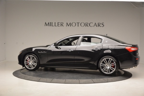New 2017 Maserati Ghibli SQ4 for sale Sold at Pagani of Greenwich in Greenwich CT 06830 4