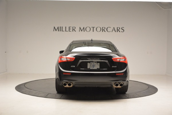New 2017 Maserati Ghibli SQ4 for sale Sold at Pagani of Greenwich in Greenwich CT 06830 6