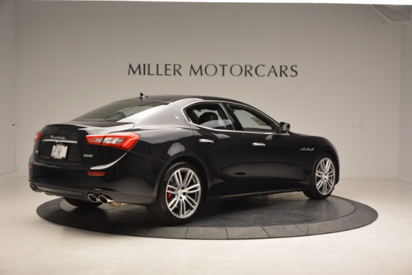 New 2017 Maserati Ghibli SQ4 for sale Sold at Pagani of Greenwich in Greenwich CT 06830 8